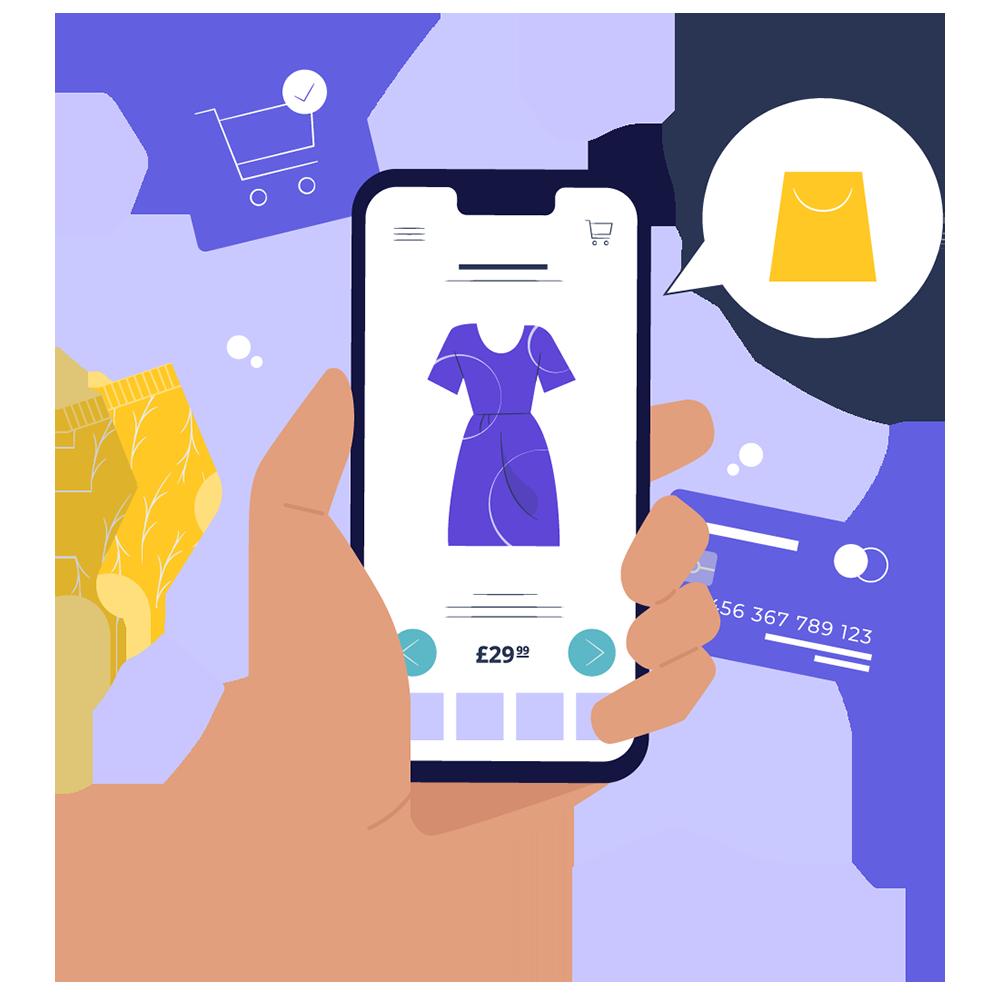 Cyberfish Designs E-commerce